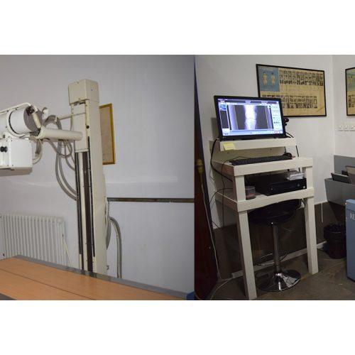 Конвенционален рентген